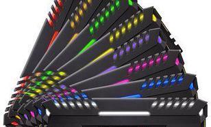 Corsair Vengeance RGB DDR4, 8x8GB, 2933MHz, CL16 (CMR64GX4M8Z2933C16)