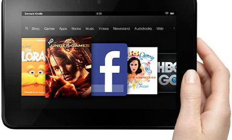Amazon Kindle Fire HD 7 - niezwykle multimedialny tablet