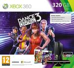 Xbox 360 320GB + Kinect + Kinect Adventures + Dance Central 3 + Lego Star Wars 3