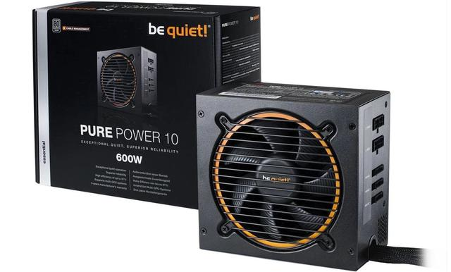 be quiet! zasilacz Pure Power 10 600W CM