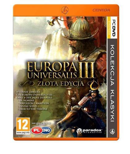 PKK Europa Universalis III: Złota Edycja