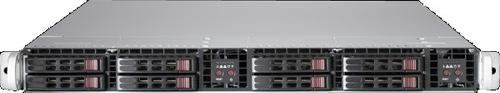 Supermicro SuperServer 1027TR-TFF SYS-1027TR-TFF