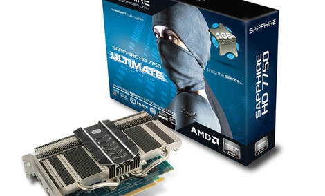 Sapphire HD 7750 Ultimate silent series