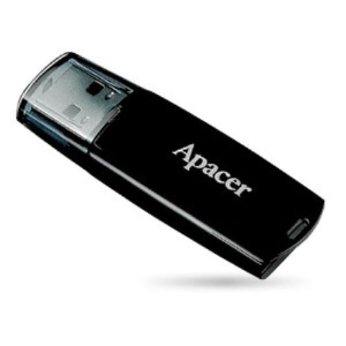 Apacer Flash Drive AH322 8GB USB 2.0 Black