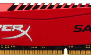 Kingston HyperX Savage Red DDR3 DIMM 4GB 1600MHz (1x4GB) HX316C9SR/4