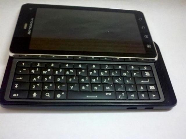Motorola Droid 3 - mobilny kombajn