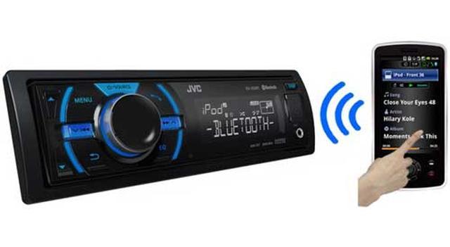 JVC KD-X50BT - świetny radioodtwarzacz samochodowy