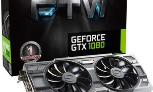 EVGA EVGA GeForce GTX 1080 FTW Gaming ACX 3.0 8GB GDDR5X (256 Bit) DVI-D, 3xDP, HDMI, BOX (08G-P4-6286-KR)