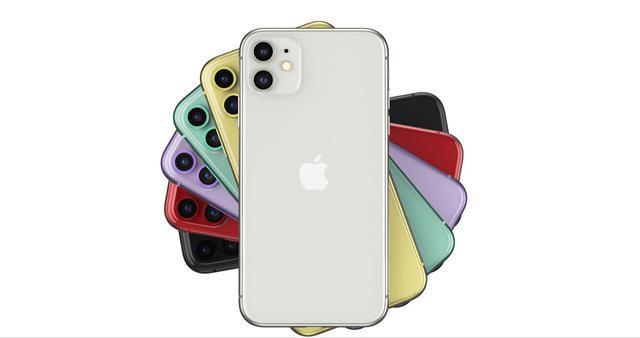 iPhone 11 zaoferuje bardziej stonowane kolory