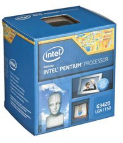 Procesor Intel Pentium G3420