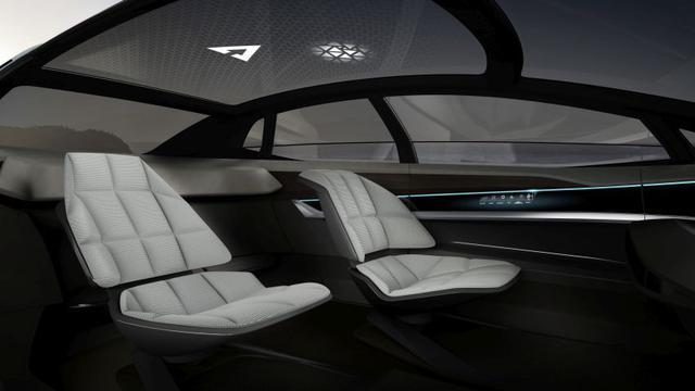 Audi Aicon środek