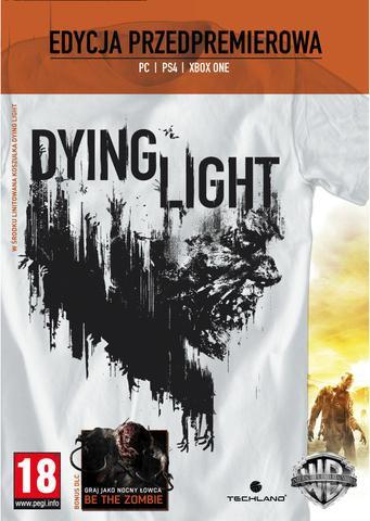 Dying Light Edycja Przedpremierowa