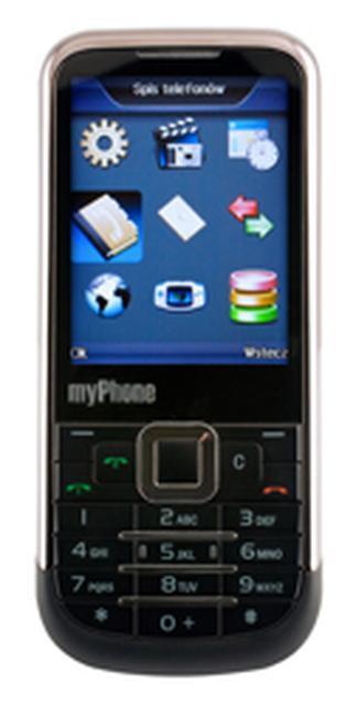 myPhone 8825TV VISION - nietuzinkowy dwusimowiec z telewizją