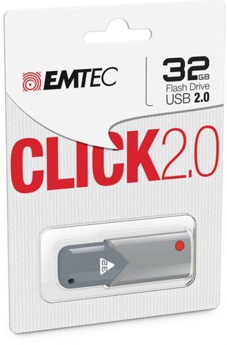 EMTEC USB DRIVE 32GB Click B102