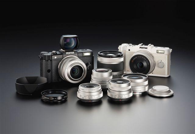 PENTAX Q - nowy system aparatów z wymienną optyką