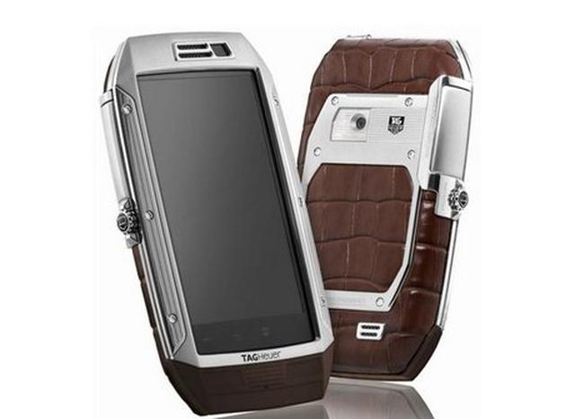 Telefon ze skóry aligatora za 20 tysięcy