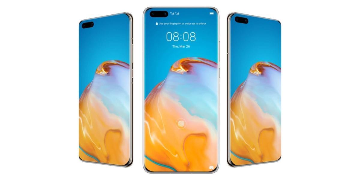 Seria Huawei P40 zaoferuje dostep do sklepu Huawei App Gallery