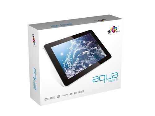 TB Touch Aqua 9 - 9.7' - A97.01
