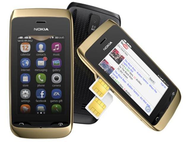 Nokia Asha 310 fot