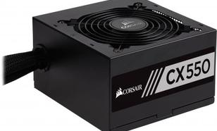 Corsair CX Series 550W 80 Plus Bronze
