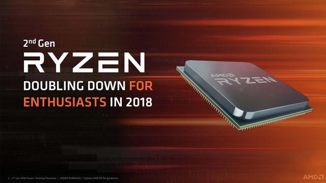 Druga generacja procesorów AMD Ryzen za tydzień w sprzedaży!