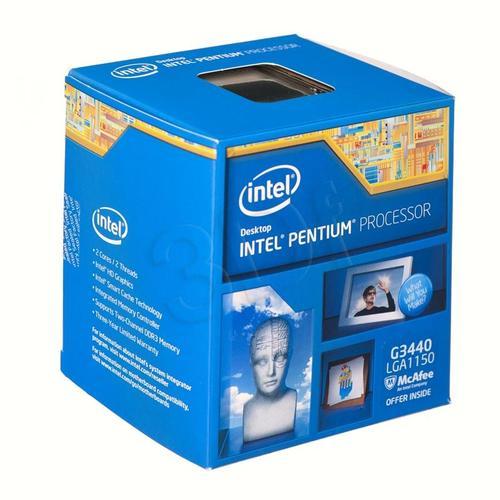 intel PENTIUM G3440 3.3GHz/3MB LGA1150 BOX