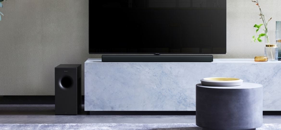 Soundbar Panasonic SC-HTB600