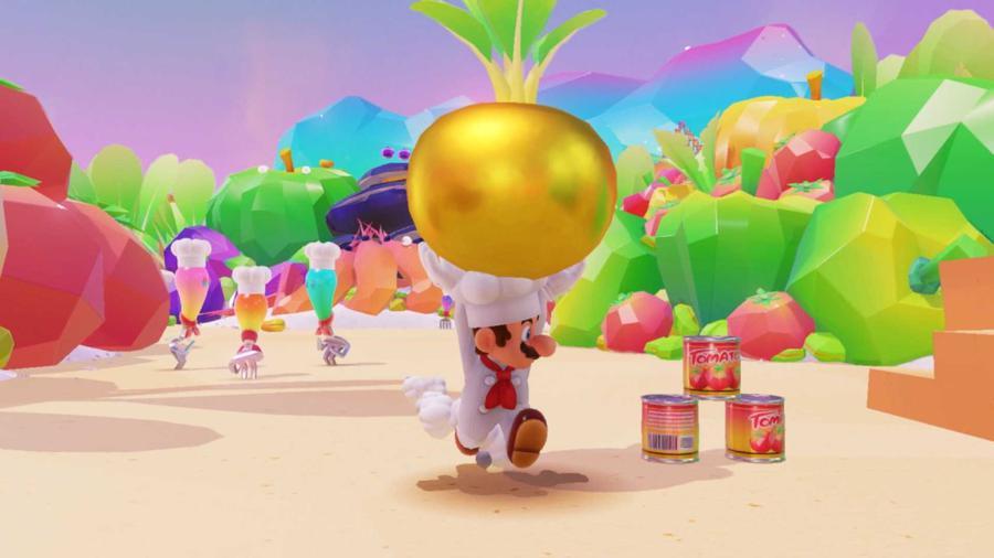 Gra Super Mario Party - Nintendo Switch