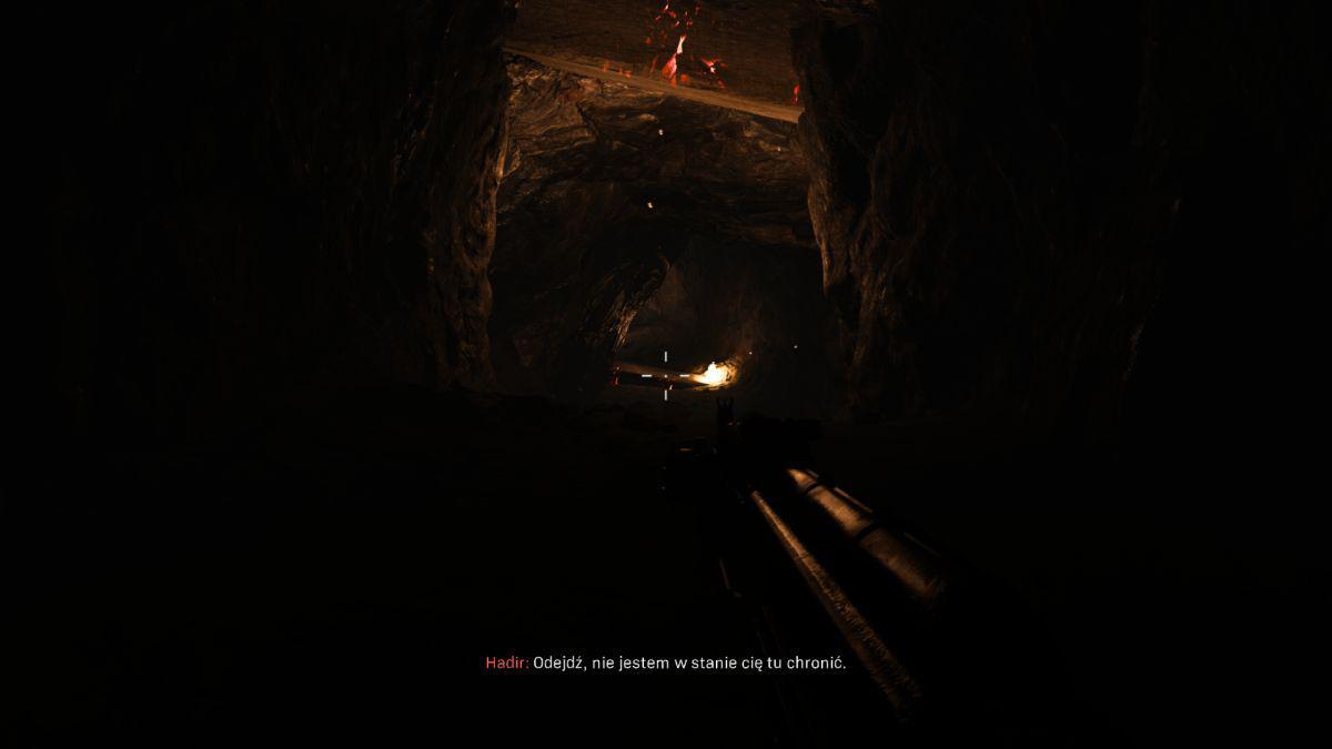 Call of Duty: Modern Warfare - Przemierzanie tuneli