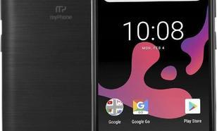 myPhone FUN 8 LTE Dual SIM czarny