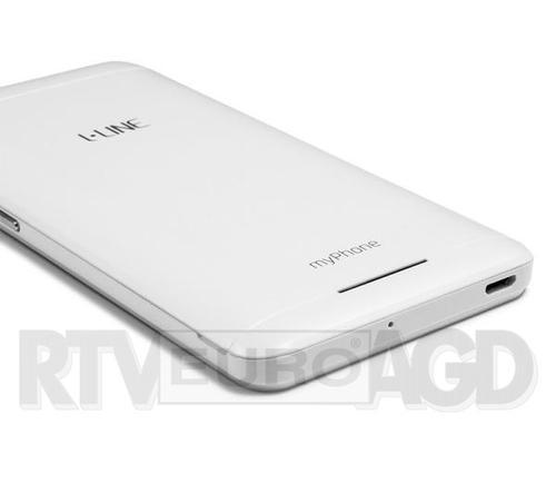 myPhone L-line LTE (biały)