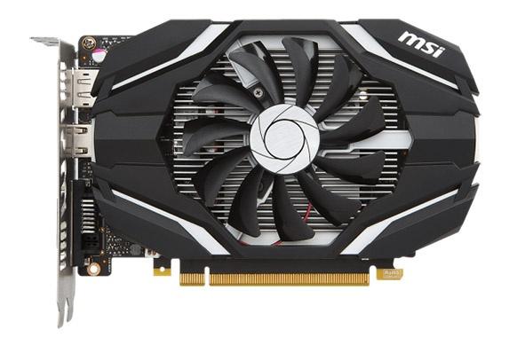 1050ti MSI 4g OC - Komputer dla Gracza do 2100zł