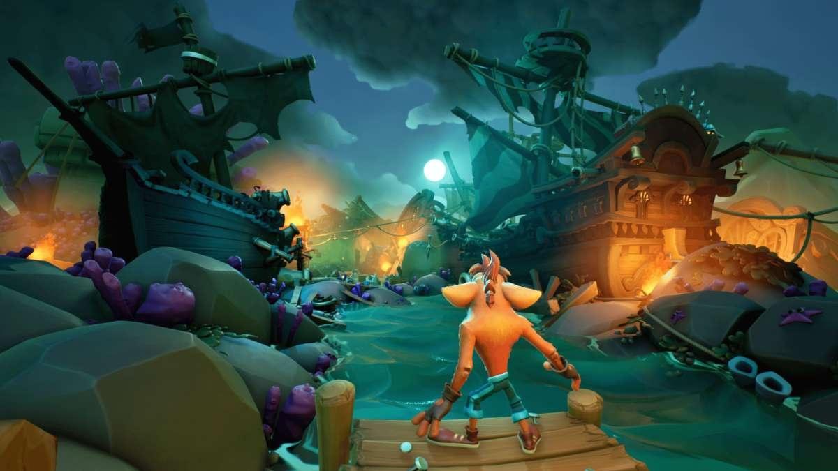 Crash Bandicoot 4: Najwyższy czas - Jamraj powraca