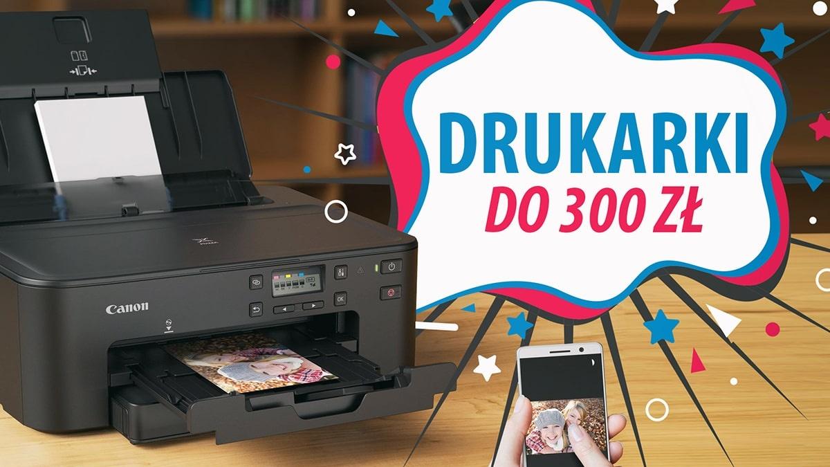 Jaka tania drukarka do 300 zł? |TOP 3|