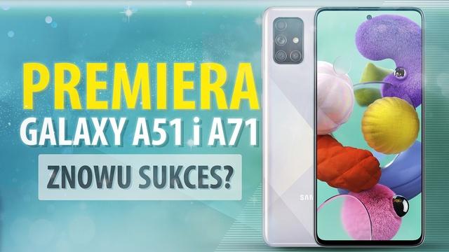 Nowe Samsungi Galaxy A wyglądają jak Note 10 i S11