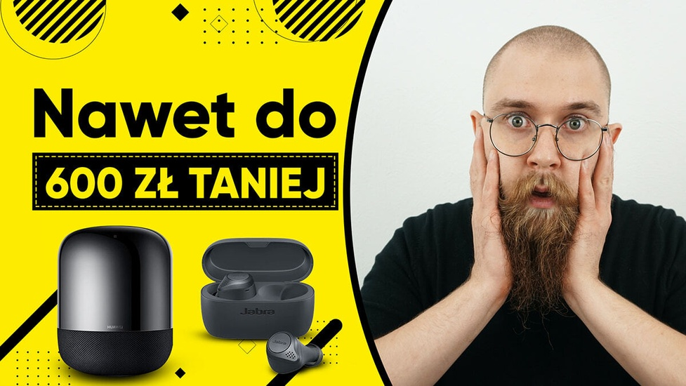 Audio i TV taniej nawet o 600 złotych? Znaleźliśmy prawdziwe promocje!