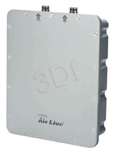 OVISLINK AirLive [ AirMax Duo ] Zewnętrzny Access Point Dual Radio 108Mbps [ 2,4GHz/5GHz ][ Moc 28dBm, PoE ]