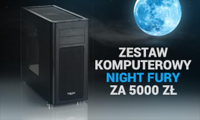 Zestaw Komputerowy Night Fury Za 5000 zł