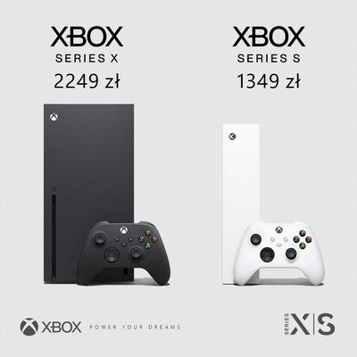 Ceny konsol nowej generacji Xbox w Polsce