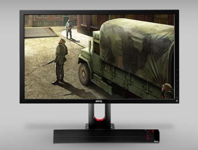 BenQ XL2420T - kolejny gamingowy monitor od BenQ