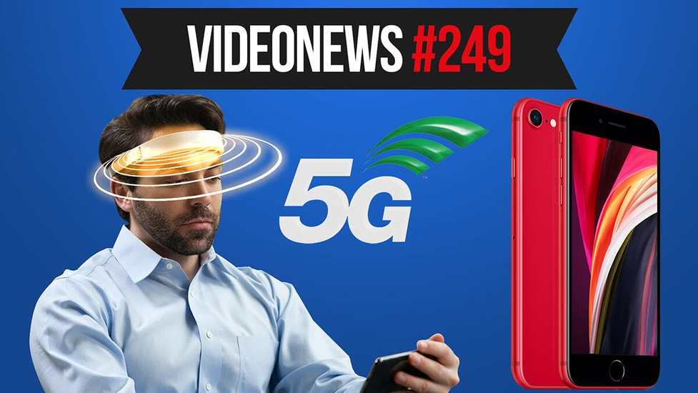 iPhone SE, Wszyscy chcą nas śledzić przez koronawirusa, Mendi - VideoNews #249