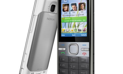 Nokia C5 5MP [TEST]