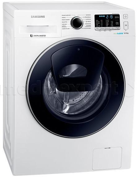 Samsung AddWash WW80K5410UW
