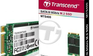 Transcend SSD M.2 2242 256GB SATA3 MLC