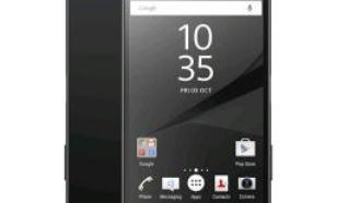 Sony Xperia Z5 Premium 32GB Czarny (1298-8904)