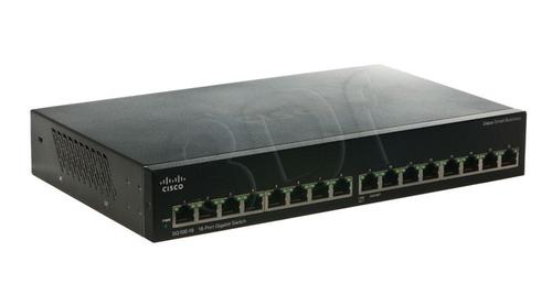 CISCO SG100-16-EU