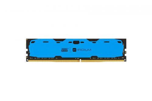 GOODRAM IRDM X 8GB niebieski [1x8GB 3000MHz DDR4 CL16-18-18 DIMM] Dost..