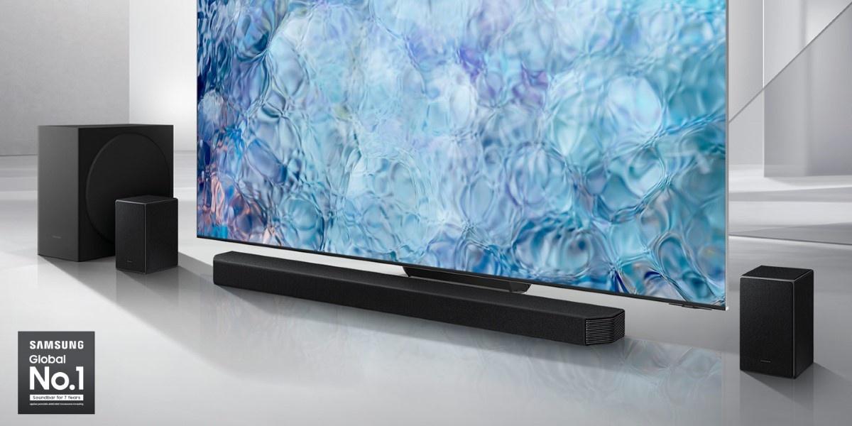 Samsung Q950A system z subwooferem