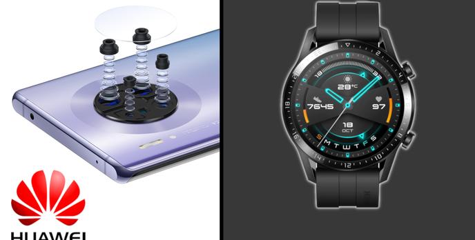Seria Huawei Mate 30 i Watch GT 2 bez tajemnic - cicha premiera wielkich telefonów