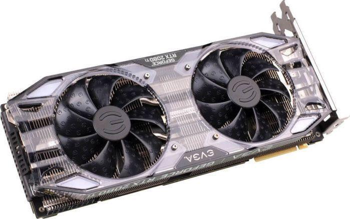 EVGA GeForce RTX 2080 TI XC GAMING, 11GB GDDR6 (11G-P4-2382-KR)